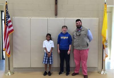 Catholic Holy Spirit Campus announces Spelling Bee Winners 1