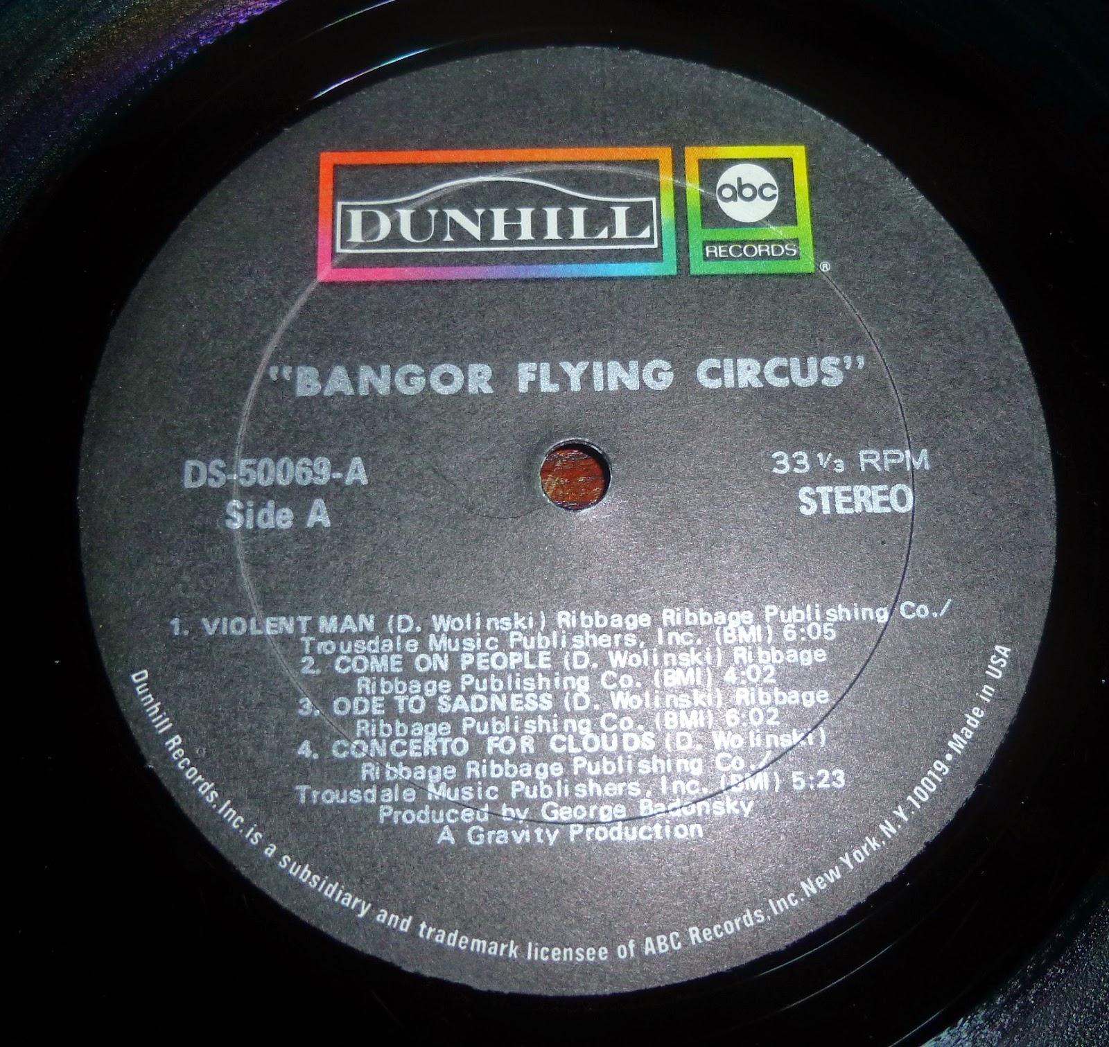 Bangor Flying Circus Bangor Flying Circus