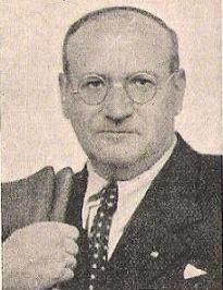 José Juncosa Molins en Zaragoza el 15 de octubre de 1919