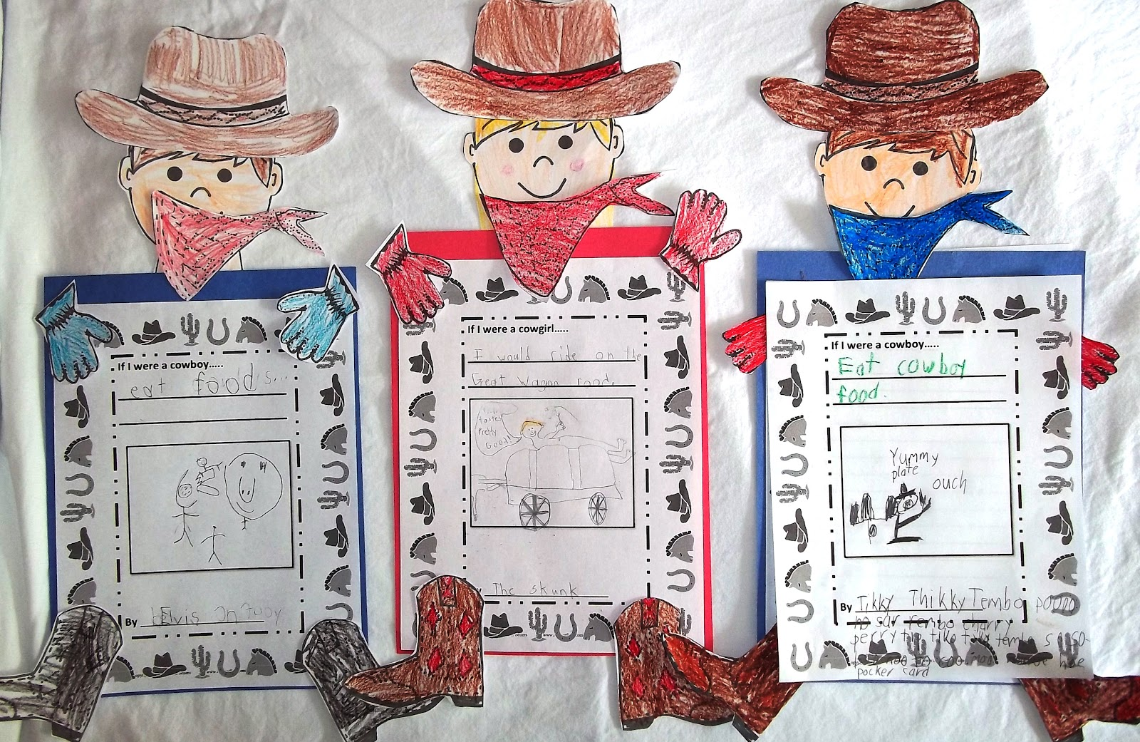 cowboy writing paper Cowgirl border writing paper and girly cowboy hat make a clip art border or page frame you can print and use as stationery, writing paper or for.