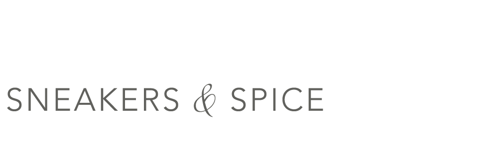 sneakers and spice