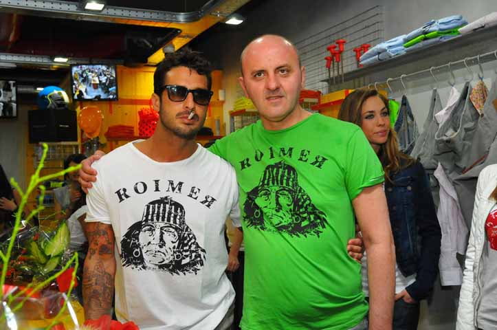 the more fashion store, fabrizio corona, roimer, bene, carrozzieri, san benedetto del tronto, atalanta, tees graphic, skulls graphic, cool tee, cool hunting blog, roimer garçon del luxe, evento vip fashion, made in italy, fashion blogger,