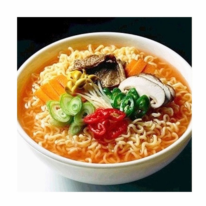 Image Gallery korean shin ramen