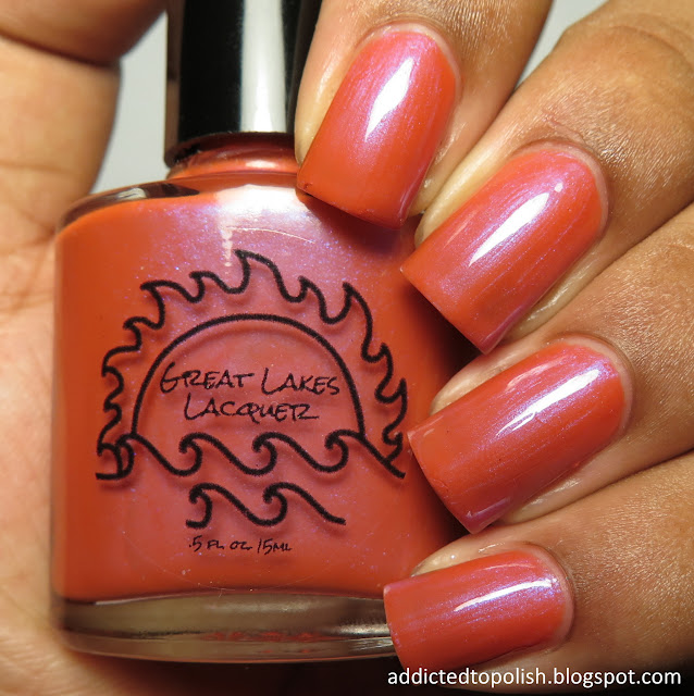 great lakes lacquer the polish fairy godmother