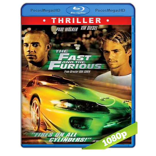 Filmografia Paul Walker (1998   2013) BRRip 1080p Audio Dual Latino/Ingles 5.1 (peliculas hd )