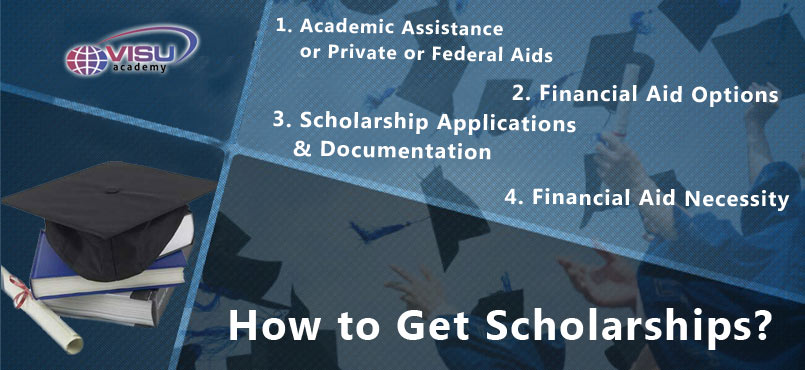 how to get scholarships in university