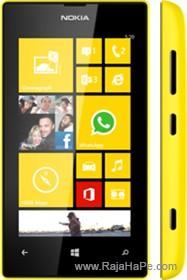 Spesifikasi Dan Harga HP Nokia Lumia 520