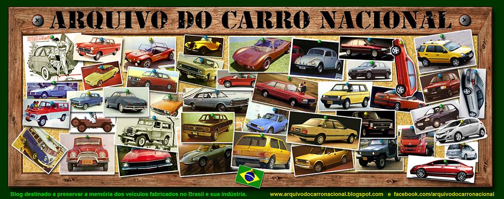Arquivo do Carro Nacional