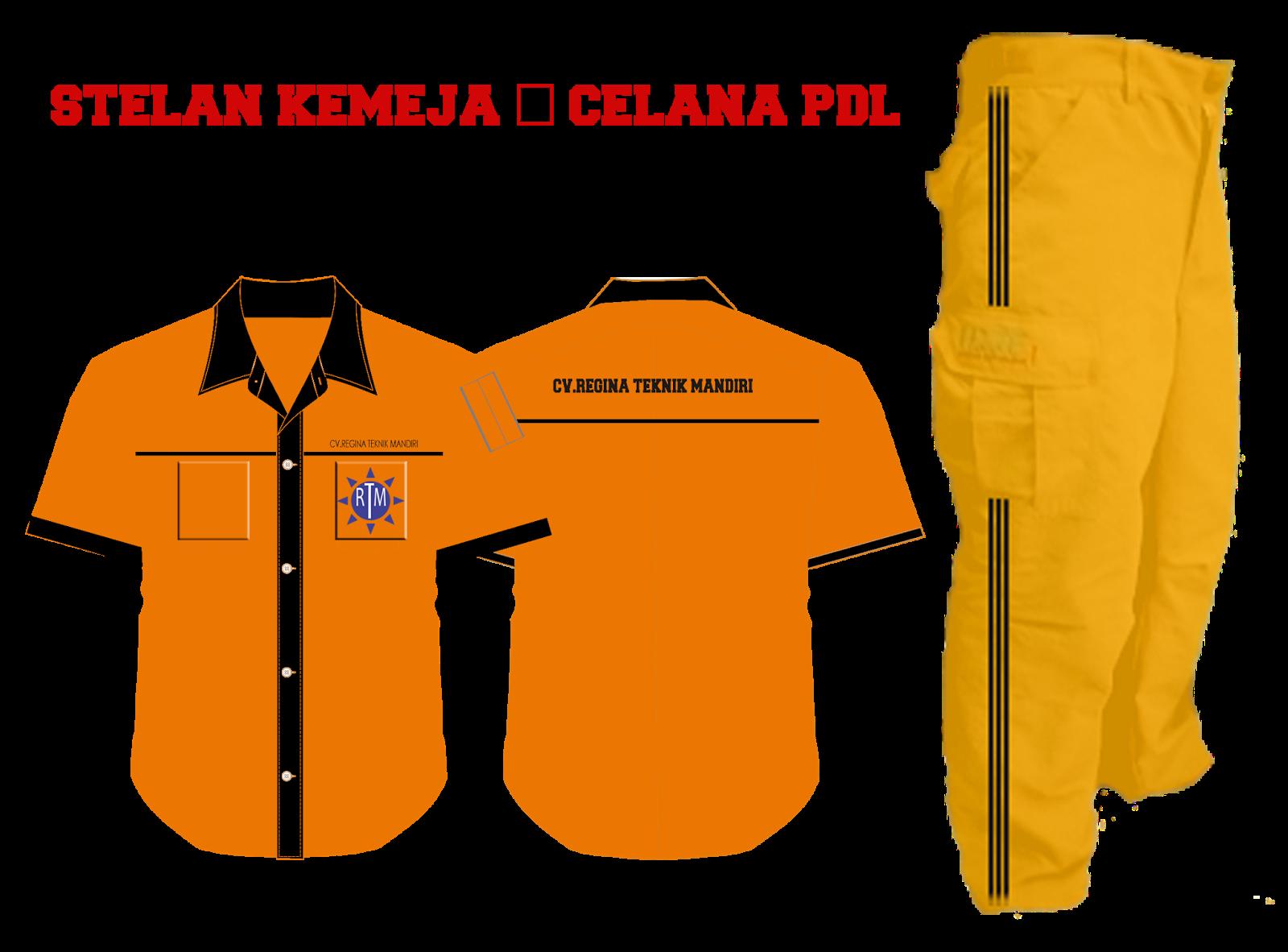 Kemeja seragam