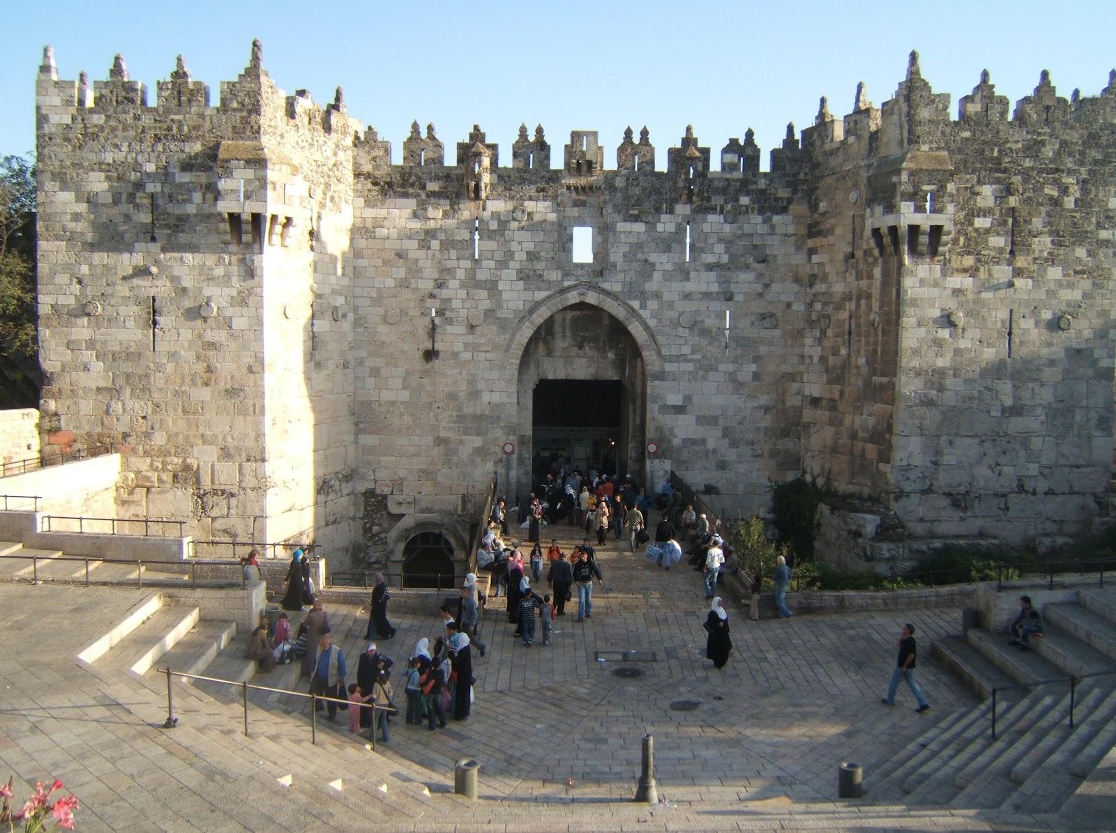 Damascus Gate movie