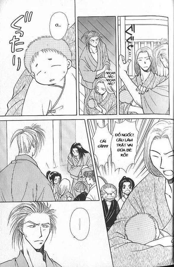 Soshite Haru No Tsuki chap 2 - Trang 16