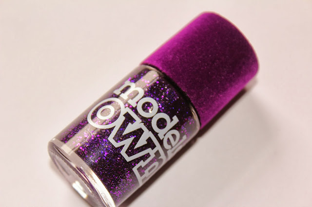 NOTD - Models Own Velvet Goth in Amethyst