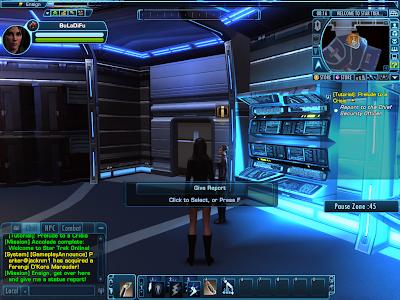 Star Trek Online - Information NPC