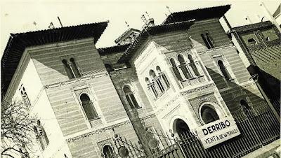 Palacio Xifré, en el Paseo del Prado. Destruido en los años 50 (©ABC-Virgilio Muro)
