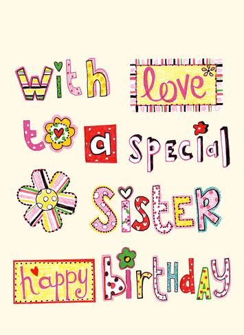 ImagesList Happy Birthday Sister Part 3