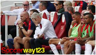 Premier League  | Arsenal : Hasil Yang Sangat Mengecewakan