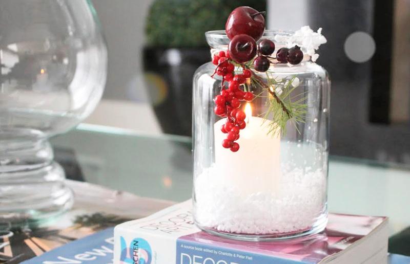 A decoração de Natal da blogueira Rafa