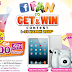 AEON Fan To Get & Win Facebook Contest