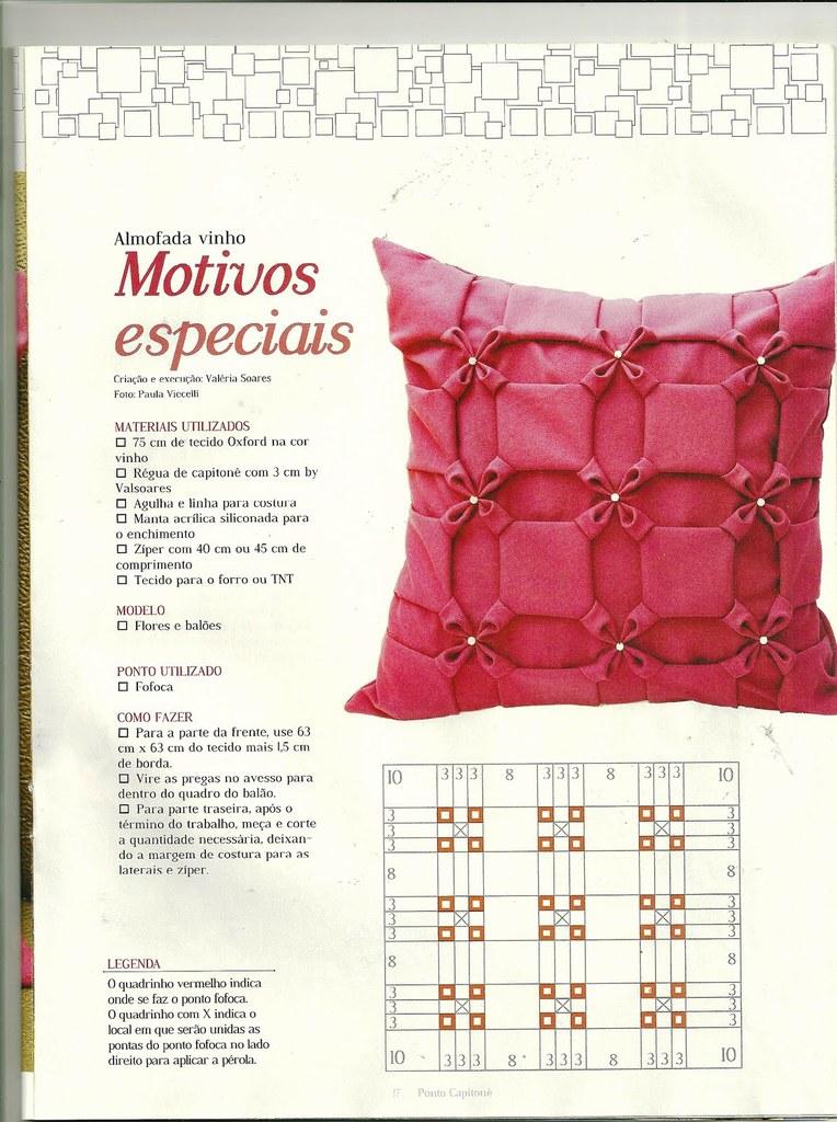 Подушки с буфами своими руками схемы <u>подушками</u> квадратные