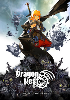 Dragon nest skill build