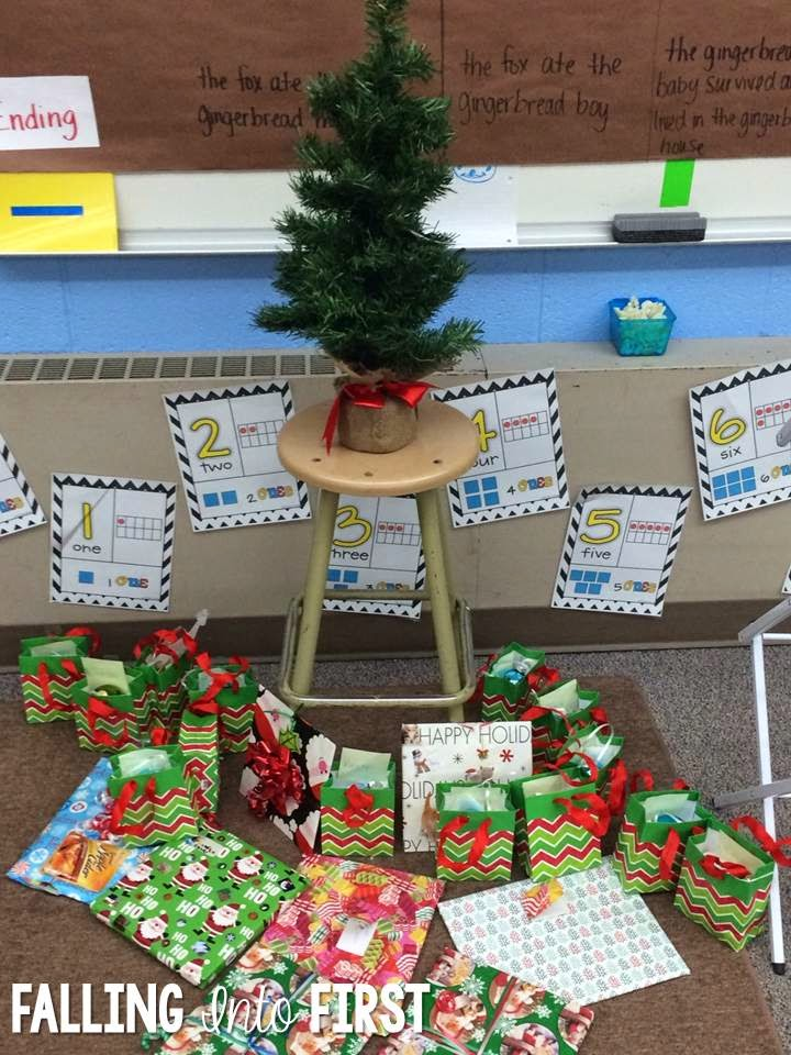 1st Grade Christmas Party Ideas Part - 25: #charliebrownchristmastree