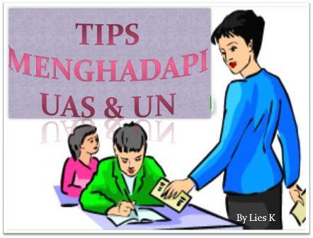 Tips Dalam Menghadapi Ujian Nasional