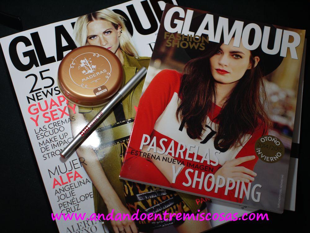 Revista Glamour Septiembre 2014