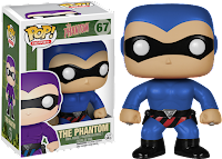 Funko Pop! The Phantom Blue Variant