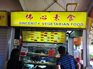Hungry ang mo food blogger vegan travel sincerity vegetarian