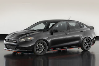 Dodge Dart GLH Concept (2015) Front Side