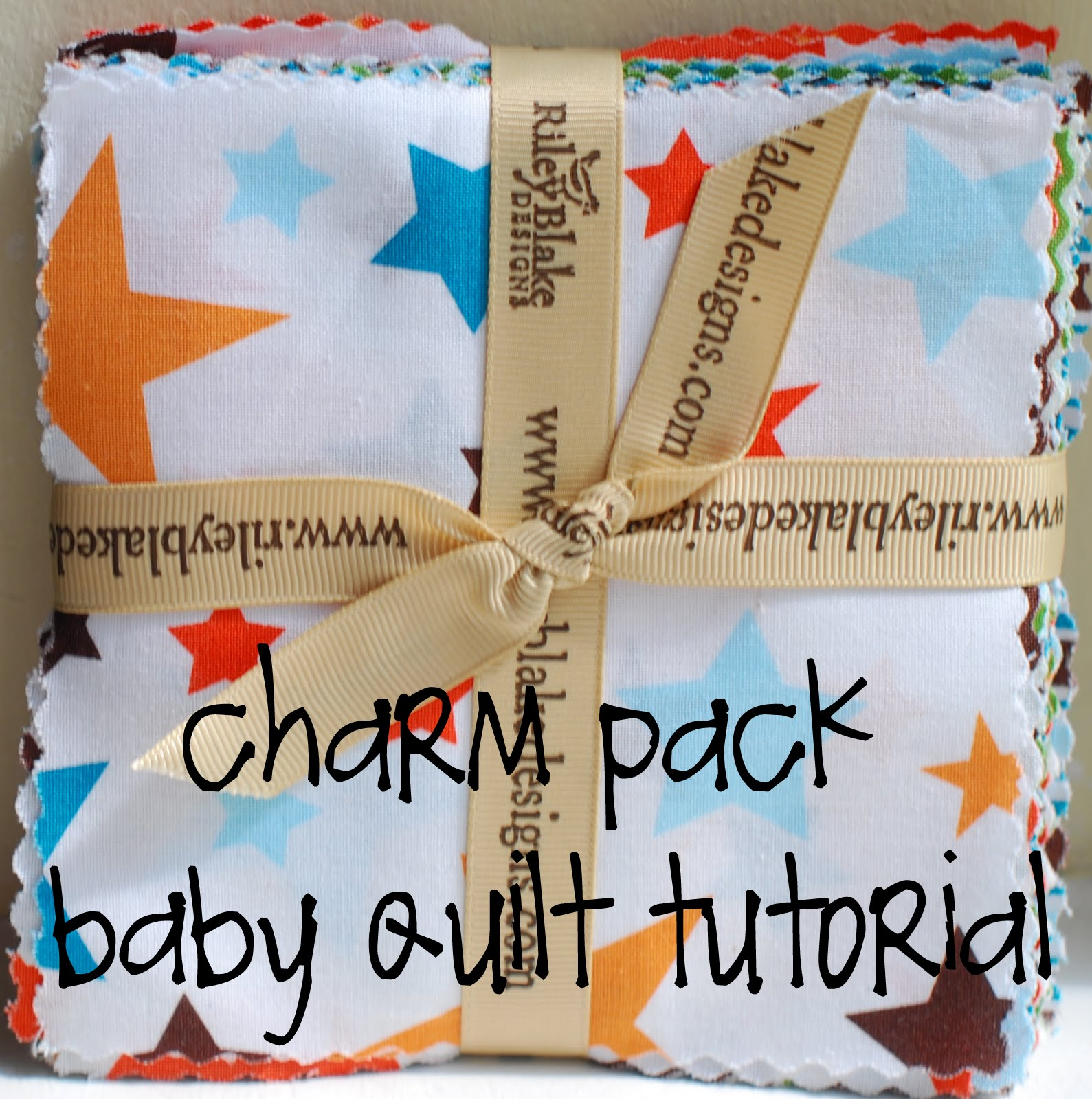 Write It Down Charm Pack Quilt Tutorial Part 2