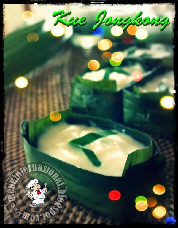 Cara Membuat Kue Jongkong Khas Bangka Belitung #2