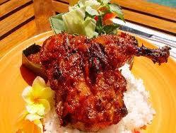 Resep Ayam Bakar Taliwang, Top Markotop