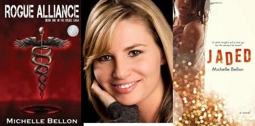 Author Interview: Michelle Bellon