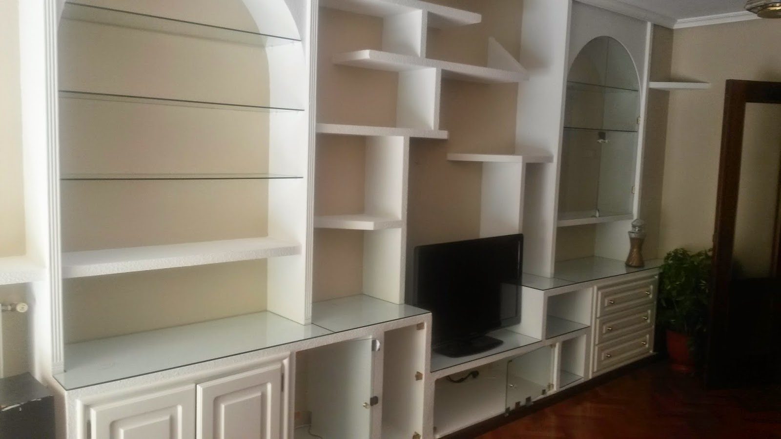 Mondecor s l - Mueble de escayola ...