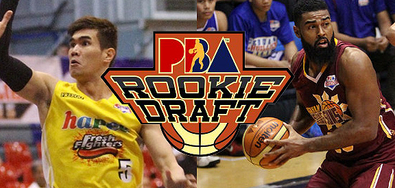 2015 PBA Rookie Draft Results