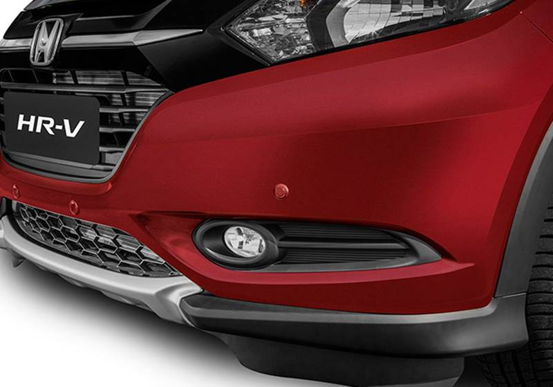 Honda HR-V LX CVT - sensor de estacionamento dianteiro