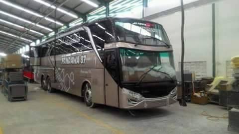 PO Pandawa 87 2018 Premium Class OC 500 RF 2542 SHD