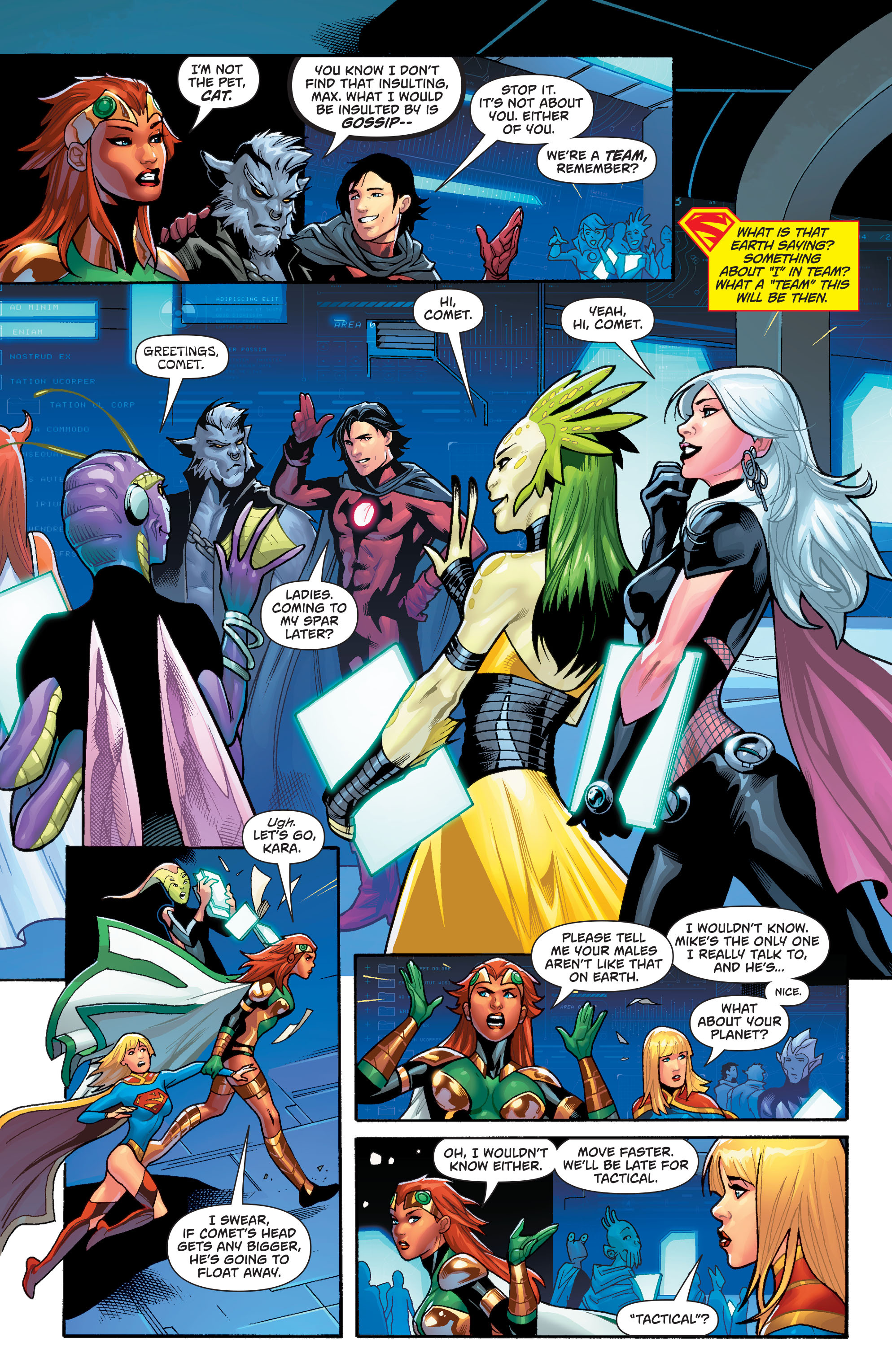 Supergirl (2011) Issue #37 #39 - English 4