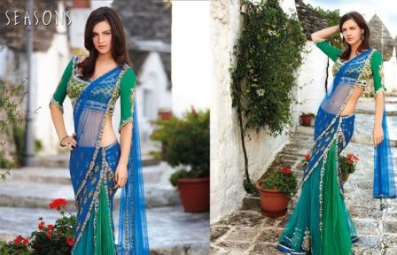 Seasons Indian Wear Indian Bridal Wear Saree
