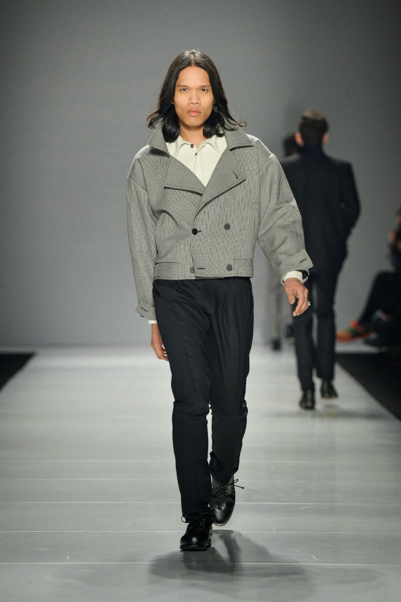 World-MasterCard-Fashion-Week, Toronto, Thomas-Balint, Fall-Winter-2014-Collection