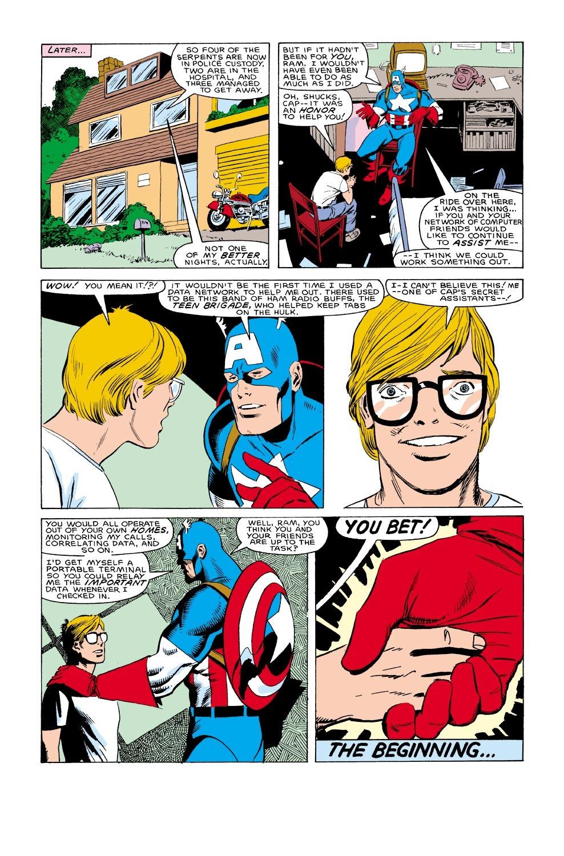 Captain America (1968) Issue #313 #241 - English 24