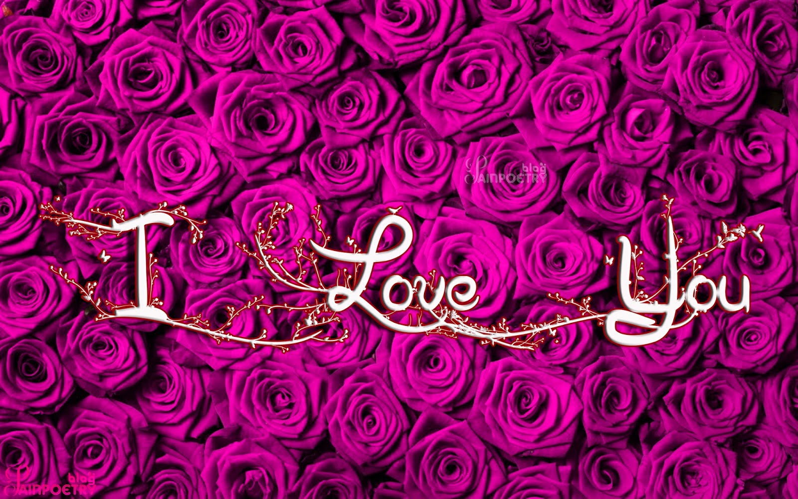 Love-Wallpaper-With-Lot-Of-Flowers-Image-HD-Wide-HD