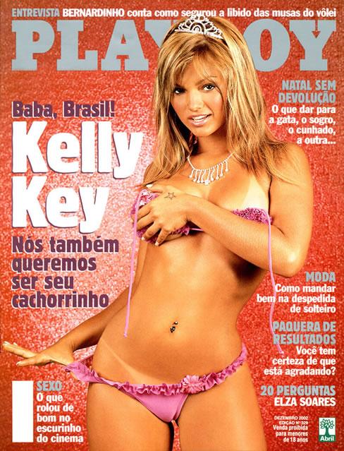 Kelly Key - Playboy 2002