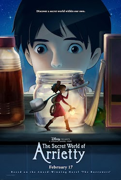 Thế Giới Bí Ẩn Của Arrietty - The Secret World Of Arrietty (2010) Poster