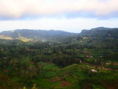 View from Osmeña Peak