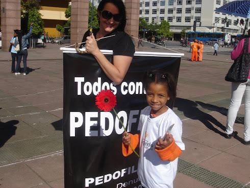 Marta Lança 18 de maio - Dia Nacional Contra o Abuso e a Violência Sexual de Crianças e Adolescente