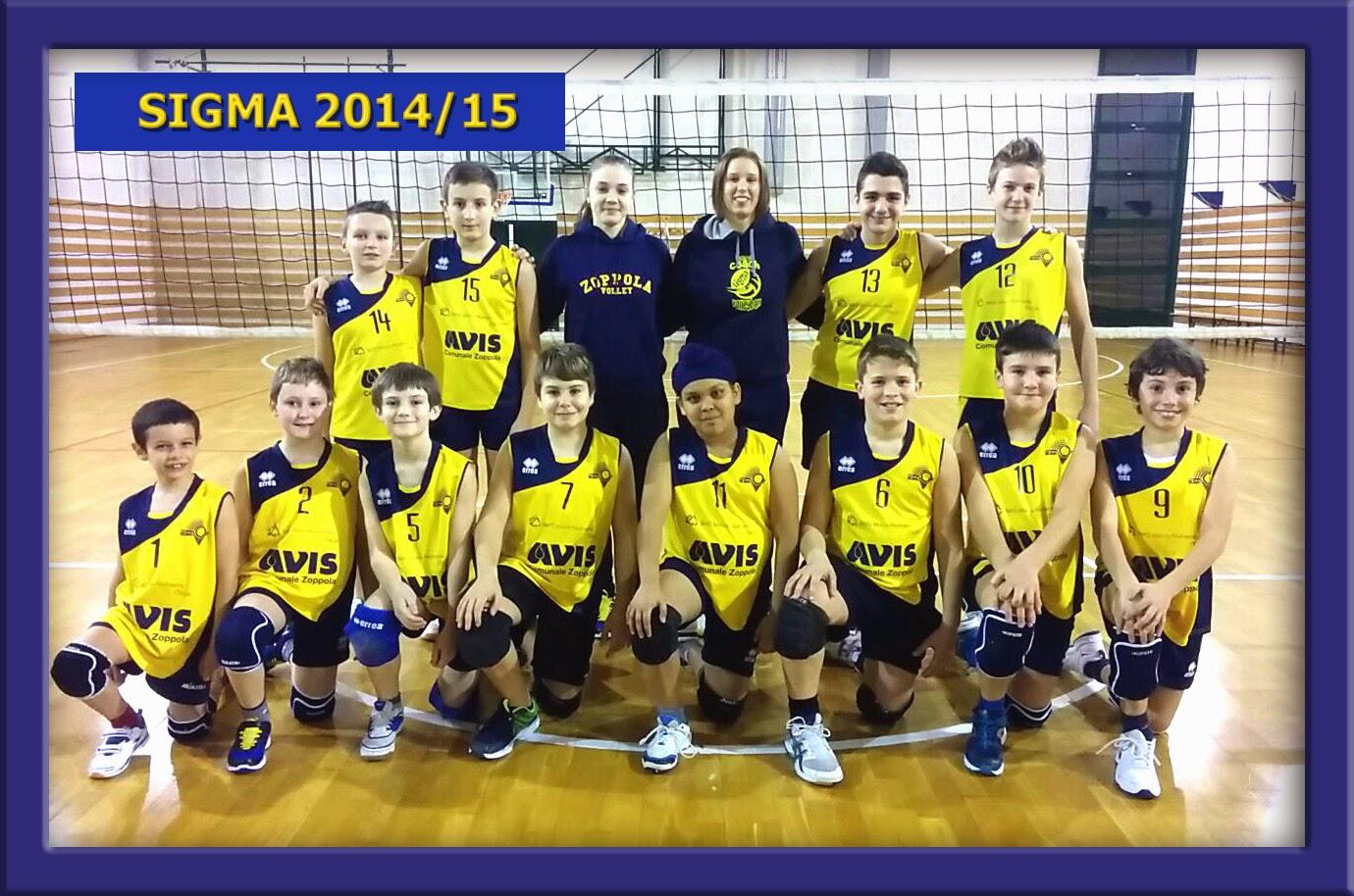 TUTTO IL MASCHILE 2014/15