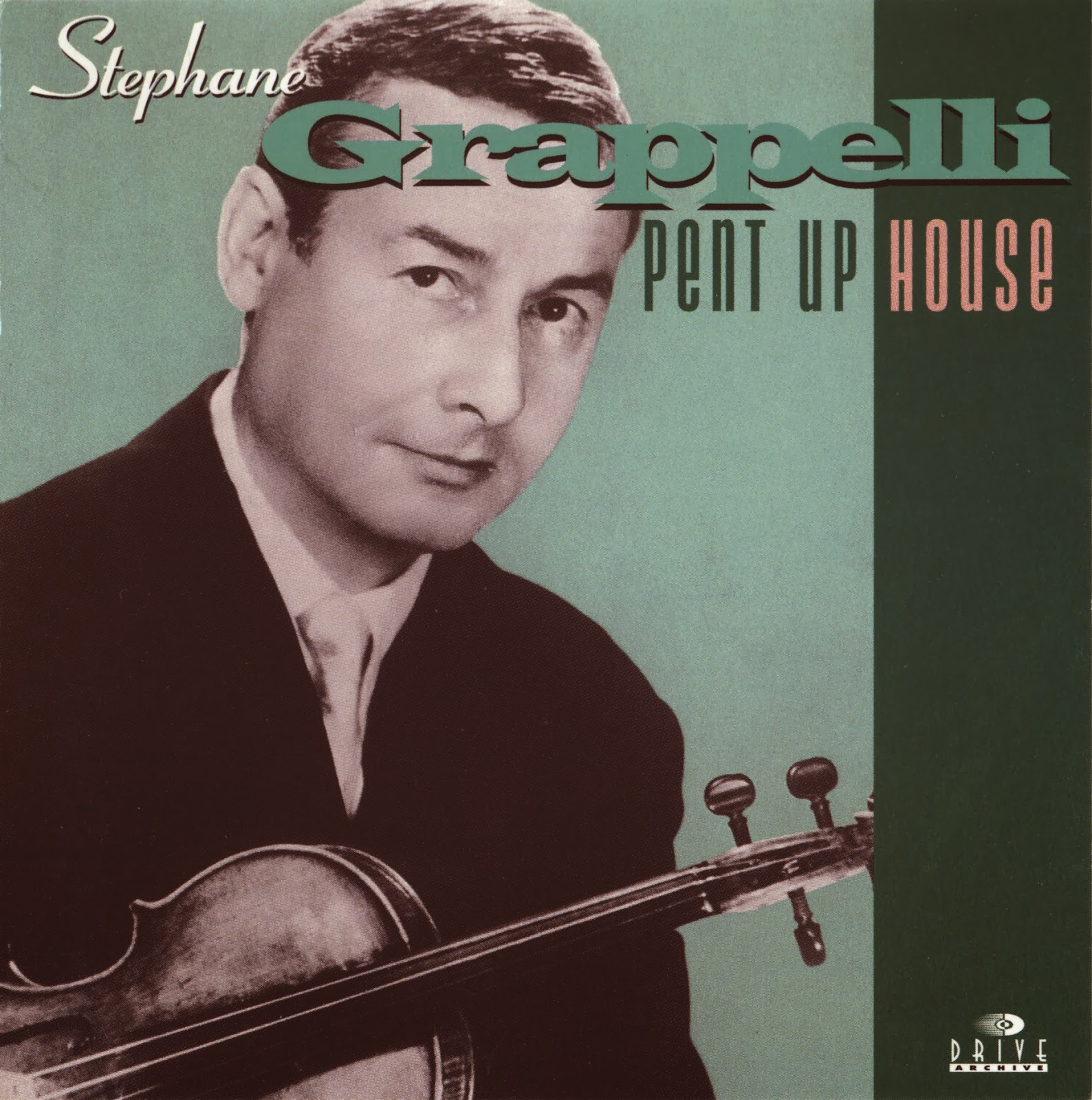 After his phenomenal success with Django Reinhardt in the pre-war Quintet  of the Hot Club of France, violinist Stéphane Grappelli's recording career  was a ...