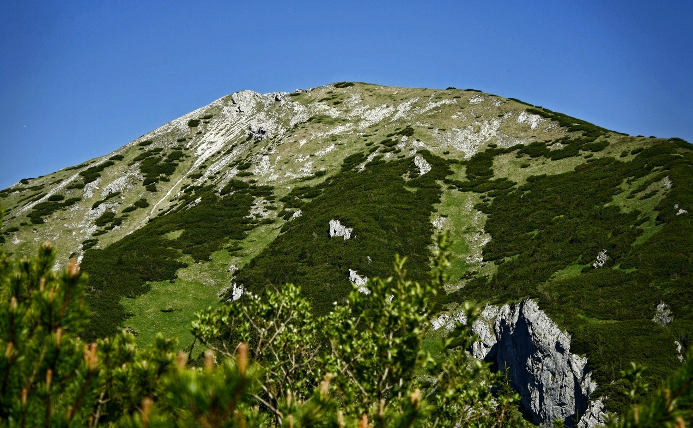 Przełęcz nad Schodkami